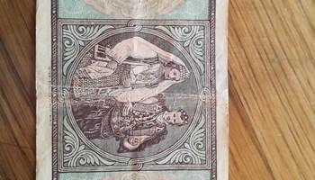 Stara novčanica od 5000 kn 1943