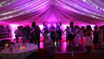Rasvjeta za vjenčanja - Glamur Light (niski dim, spark fontane, zvjezdano nebo..)