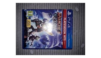 "PS4 igra \""ratchet and clank\"""