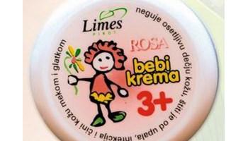 Bebi krema 3+ LIMES