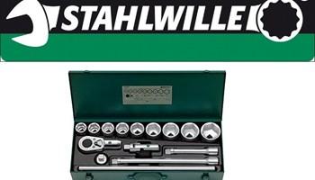 """STAHLWILLE garnitura nasadnih ključeva 32-60 na 3/4\"""""""