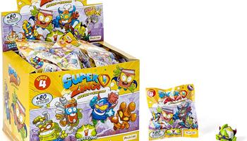 SuperZings serija 4 kutija - 50 komada Super Zings