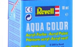 Boja Revell 18 ml za makete Aqua flesh mat 35