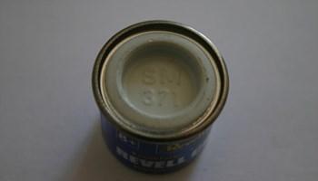 Boja za makete Revell 14 ml Light Grey Silk No. 371