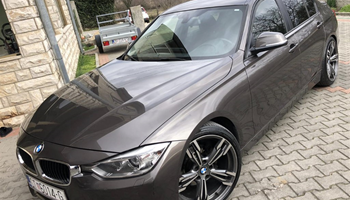 "BMW serija 3 320 D AUTOMATIK F30 TOP MODEL 2013 NAPRAVLJEN VELIKI SERVIS ALU 19"" DUPLI KLJUČ"