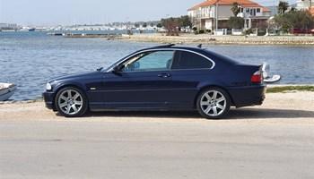 BMW 3 Coupe 320ci PLIN zamjena za auto s 4 ili 5 vrata