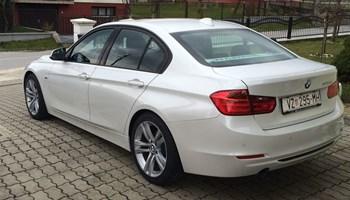 BMW serija 3 320d sport, 2012 god., ODLICAN