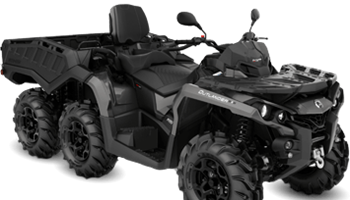 BRP CAN-AM OUTLANDER MAX 6X6 PRO+ SIDE 1000 T-60KM/H - NOVO 2020