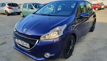 Peugeot 208 1.2 BENZIN 2012./REG DO 10 mjeseca 2020 / HR AUTO/ SERVISNA KNJIŽICA