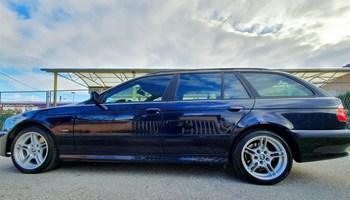 BMW serija 5 Touring 530D 142kW, 6 brzina