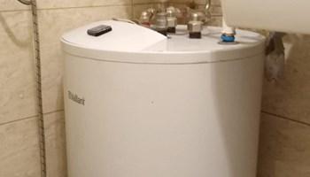 Vaillant Fasadni plinski bojler za pripremu tople vode + rezervar od 120l