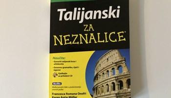 Knjiga Talijanski za NEZNALICE + bonus CD
