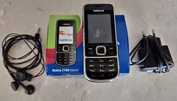 Nokia 2700 + handsfree slušalice