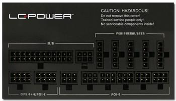 Prodajem LC Power 1000w PLATINUM