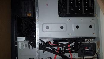 Prodajem GAMING računalo I5 7600K, Z170X, 2X16GB, 1000w EVGA, 120 GB SSD