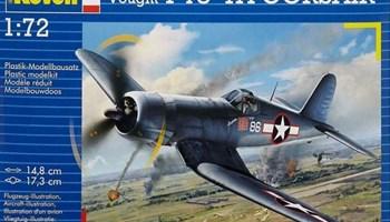 Maketa avion F4U-1A Corsair _N_N_ 1/72 1:72
