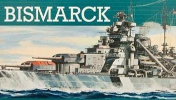 Maketa brod Bismarck Battleship 1/700 1:700