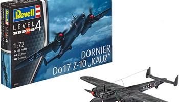 Maketa aviona avion Dornier Do 17 Z-10