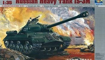 Maketa tenk Is-3 M JS-1/2 Stalin 1/35 OKLOPNJAK