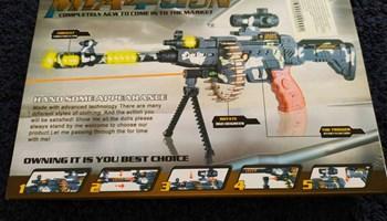 Igračka puška I