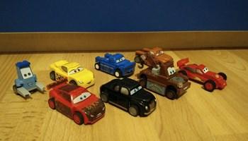 Cars, Auti 3, LEGO!