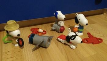 Snoopy figurice, JEFTINO!
