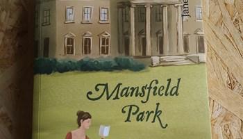 Mansfield park, Jane Austen, kao NOVO!