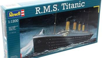 Maketa brod Titanic 1/1200 1:1200