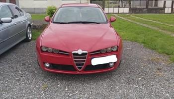 Alfa Romeo 159 SW 1.9 JTDM zamjena