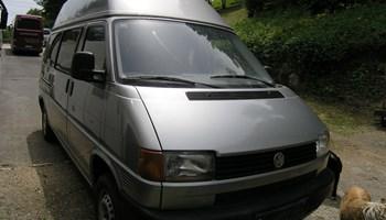 VW T4, synchro