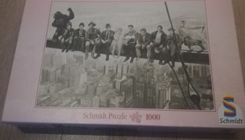 Schmidt puzzle 1000 komada