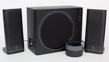 Sonicgear space S5 2.1 audio sustav * AUX/BLUETOOTH * NOVO*