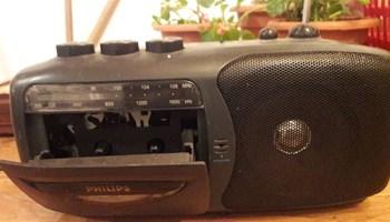 Radio kazetofon Philips
