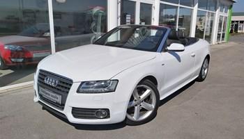 Audi A5 Cabrio 2.0 TFSI (nema troška prijepisa)
