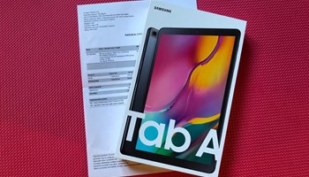 "SAMSUNG GALAXY [TabA 10.1\""] 2GB/32GB, LTE MODEL T515 PRIMA KARTICU NOVO"