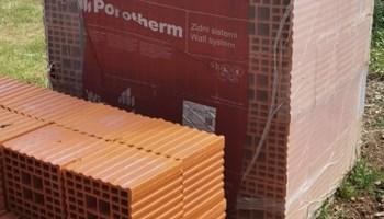 Zidni sistem Wienerberger Porotherm