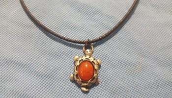 Ogrlica - Lančić kornjača III