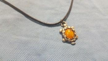 Ogrlica - Lančić kornjača II