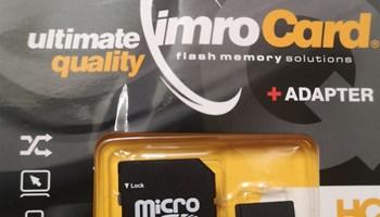 Memory Card 32GB   -   Memorijska Kartica 32GB