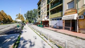 BOROVJE, ulični lokal u prizemlju, 30+30m2, ulica 1.g.b. Tigrovi