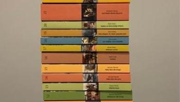 Biblioteka Jutarnjeg lista: Lektira - Popularni klasici