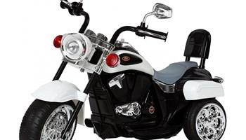Chopper Motor Na Akumulator TR1501 White + 2 POKLONA