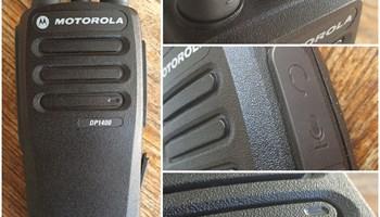 Motorola DP1400, DMR, UHF radio stanica, nova baterija