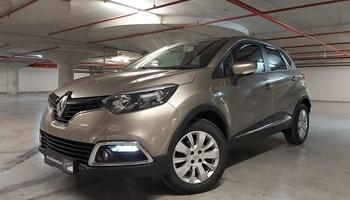 Renault Captur 1.5 DCi, izvrsno stanje, jamstvo 12 mjeseci