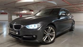 BMW 320d, Sport, automatik, reg. do 01/2021