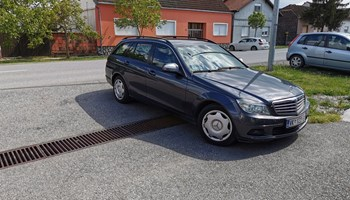 Mercedes-Benz C-klasa T-model C200 cdi