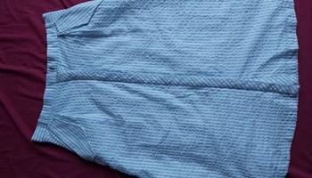 Prugasta plavo bijela suknja (NOVO**)