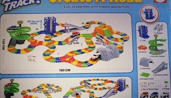 Igra Action Track Pi-fun 350 komada
