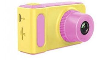 Kamera dječja Kequ 1080p + 32 GB kartica
