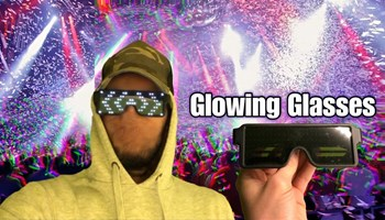 Led Party Naocale, Led Glowing Glasses
